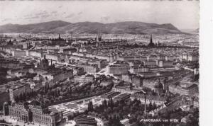 RP, Panorama Von Wien, Wien (Vienna), Austria, 1920-1940s