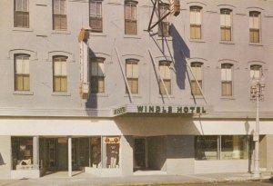 JACKSONVILLE , Florida , 1950-60s ; The New Hotel Windle