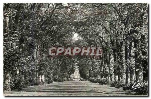 Old Postcard Le Boullay-Thierry E and L the Chateau Avenue