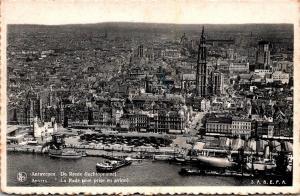 Belgium Anvers La Rade