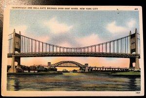Colourpicture - New York City, beautiful bridges, Vic's Stamp Stash