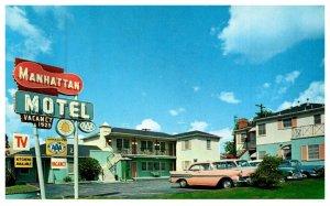 California Glendale , Manhattan Motel