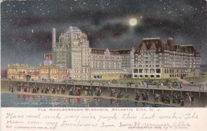 New Jersey Atlantic City The Marlborough-Blenheim 1906