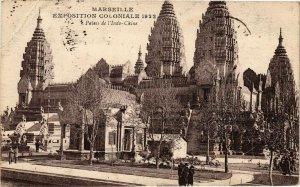 CPA MARSEILLE-Palais de l'Indo Chine (185430)