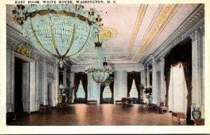 Washington D C The White House East Room