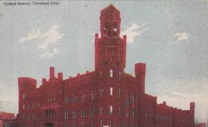 Exterior View, The Central Armory Building, Cleveland, Ohio, 00-10's
