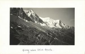 france, Road to Col de la Buche (1935) RPPC
