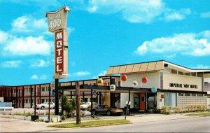 Georgia Valdosta Imperial 400 Motel