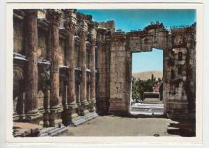 RP,  Temple of Bacchus, Lebanon, 1930-50s