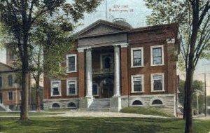 City Hall - Burlington, Vermont
