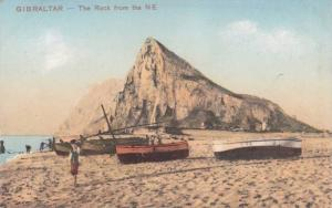 Boats,The Rock from the North East, Gibraltar, 00-10s