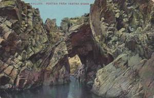 Porten Fran Vestra Sidan, Kullen, Sweden, PU-1913