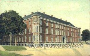 KM Academie Breda Netherlands 1907