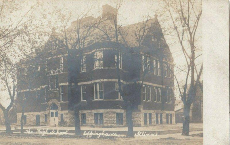 RP: EFFINGHAM , Illinois, 1901-07 ; High School