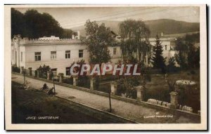 Postcard Old Jince Ssanatorium