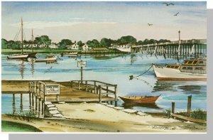 Classic Richmond, Virginia/VA Postcard, Brook Run Lodge