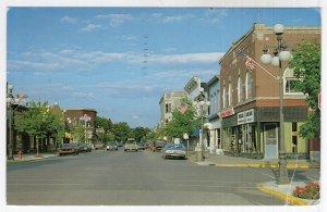 Historic Harbor Springs, Michigan