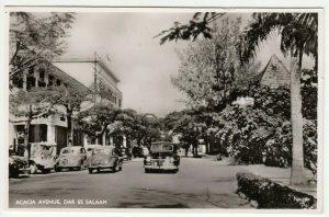 Tanzania; Acacia Avenue, Dar Es Salaam, No 6 RP PPC By D.E.S. Bookshop, Unused