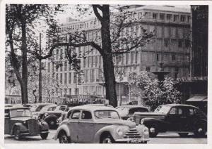 RP; Comeliusplatz/Breidenbacher Hof, Dusseldorf, North Rine-Westphalia, Germa...