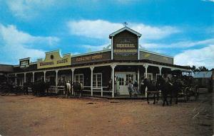 Emmet Arkansas Arkla Village General Store Vintage Postcard K90907