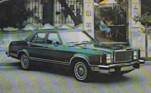 1979 Mercury Monarch GHIA 4 Door Tally's Auto Sales Gloucester Massachusetts