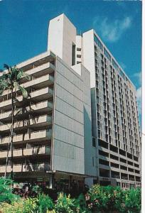 Hawaii Honolulu Outrigger Malia Hotel