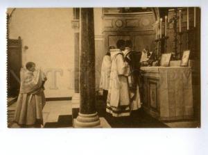 147495 BELGIUM LOPHEM-lez-Bruges St.Andre Abbaye Vintage #14