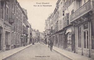 France Toul Rue de la Republique