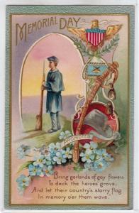 Memorial Day - Bring Garlands of Gay Flowers