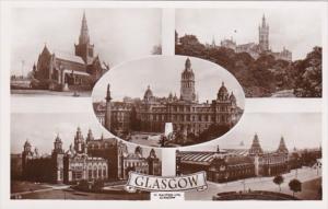 Scotland Galsgow Multi View Photo