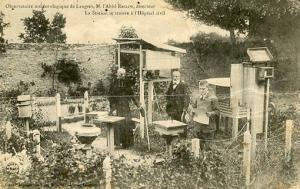 France - Langres. Observatory of Meteorology at Civil Hospital