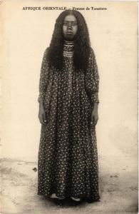 CPA Afrique Occidentale. Femme de Tamatave. MADAGASCAR (626148)