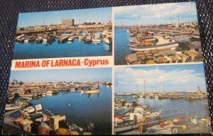 Cyprus Marina of Larnaca multi-view - posted