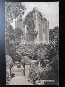 c1912 - Guildford Castle