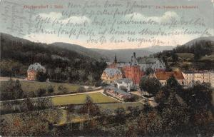 BR57866 Gorbersdorf i Schl dr brehmer s heilanstalt sokolovsko     Germany