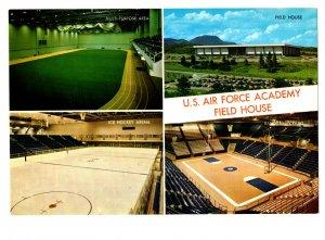 JUMBO, US Air Force Academy Field House, Hockey, Fieldhouse, Basketball