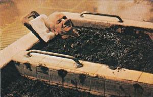 California Calistoga Taking A Mud Bath At Hot Springs
