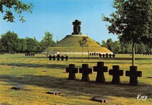 France La Cambe Le cimitiere militaire Allemand Deutscher Soldatenfriedhof