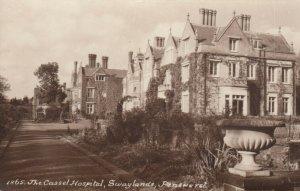 RP; PENSHURST , Kent , UK , 1920s; The Cassel Hospital, Swaylands