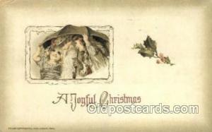 Publisher John Winsch Artist Schmucker, Christmas, Santa Claus Postcard Post ...