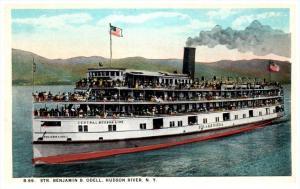 20006   Steamer    Benjamin B.Odell   Hudson River NY