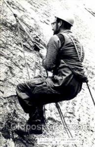 Mountain Climbing, Hiking, Rock Climbing Postcard Postcards