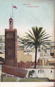 TANGER , Morocco , 00-10s La Grande Mosquee