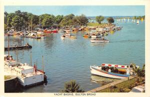 Oulton Broad, Yacht Basins Boats Port