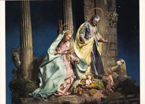 The Nativity Creche Figures At The Metropolitan Museum Of Art