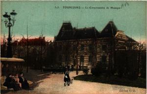 CPA  Tourcoing - Le Conservatoire de Musique    (513244)