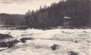 SUOMI, Finland, 1900-1910s; Vallinkoski
