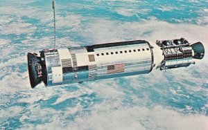FLORIDA, 1950-1960's; John F. Kennedy Space Center, N.A.S.A., Gemini 12 Space...