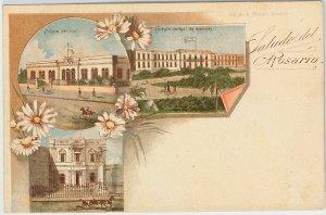 ARGENTINA -  Vintage Postcard - GRUSS AUS : ROSARIO