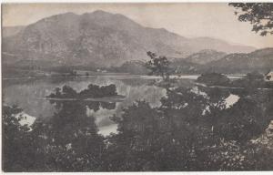 Loch Achray and Ben Venu, Scotch Highlands, unused Postcard